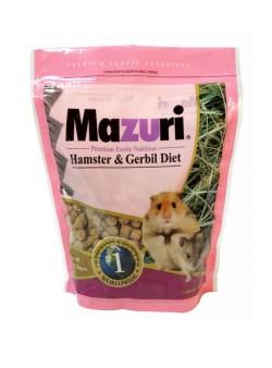 MAZURI HAMSTER & GERBIL DIET 450 G.